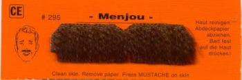 beard Menjou Brown