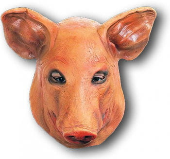Pig Head Horror Mask