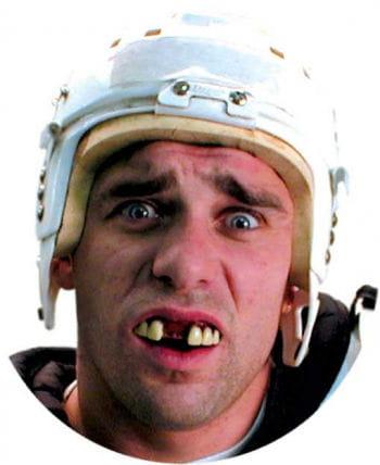 Hockey joke teeth