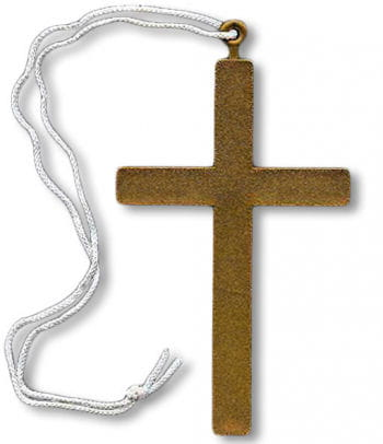 Monk Cross gold