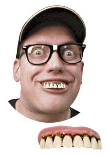Fette Kauleisten Zähne
