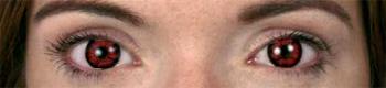 Kontaktlinsen Dämon