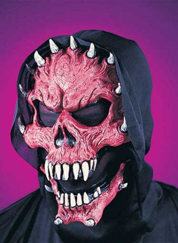 Evil Demon Maske rot