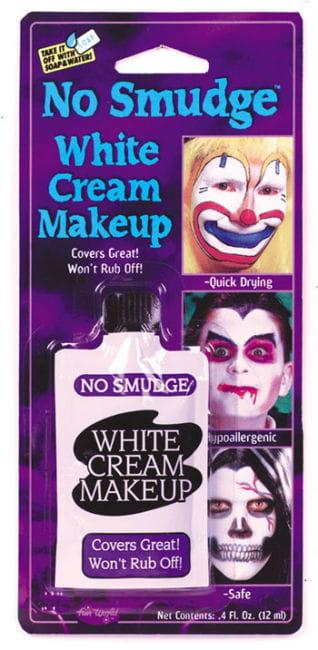 Creme Make Up Wischfest Weiß