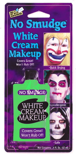 Cream Make Up Smear Green