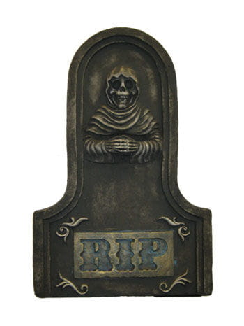 Tombstone Grim Reaper Copper
