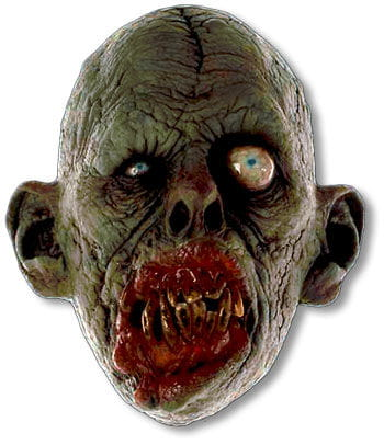 Mud Zombie Mask