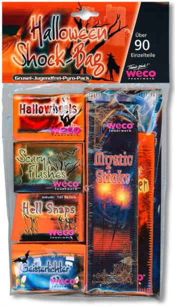 Halloween Shock Bag Feuerwerk