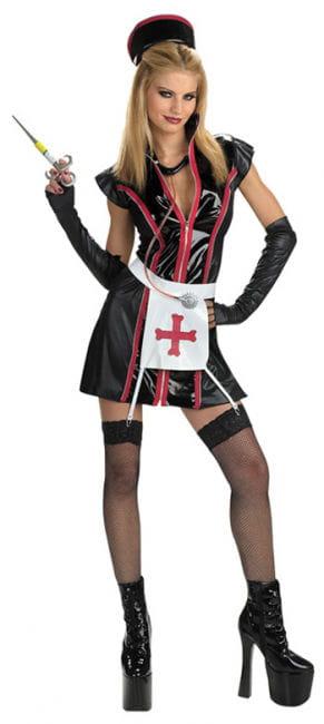 Gothic Nurse Costume SM
