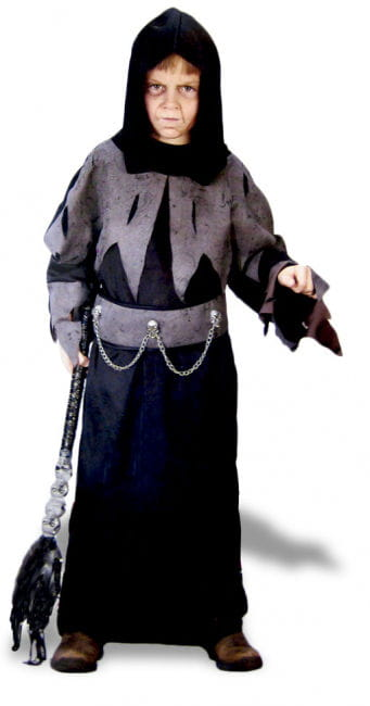 Skull Grim Reaper Kidcostume