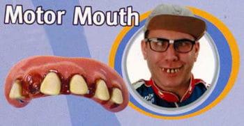 Auto Schrauber Zähne