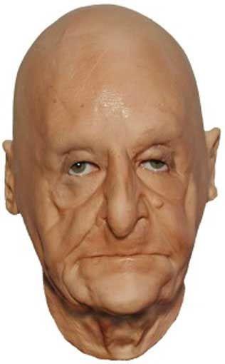 Grandmother Foamlatex mask