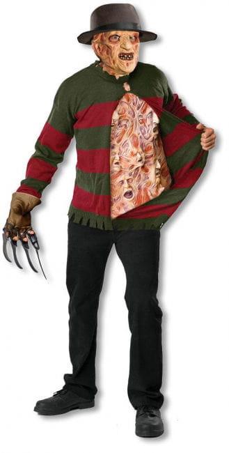 Freddy Krueger Strick-Pullover