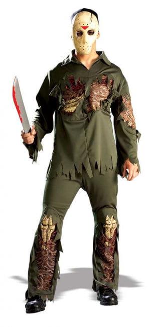 Jason Voorhees 3D Kostüm