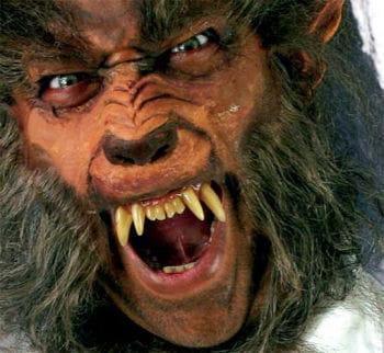 Werwolfzähne Deluxe