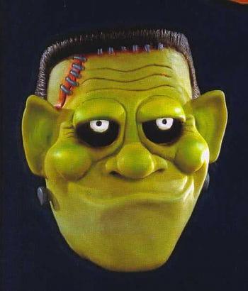 Frankensteinchen Kindermaske