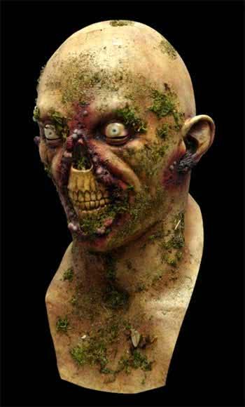 Moos Zombie Maske