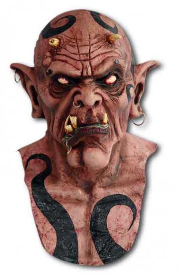 Höllendämon Maske