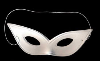 Catwoman Mask White