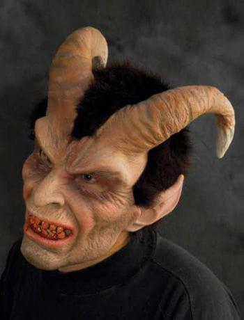 Elegant Devil Maske