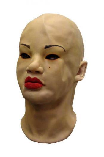 Schaumlatex Maske Angelina