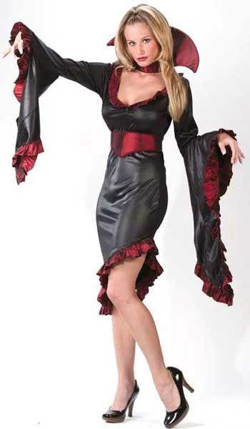 Drusilla Vampiress Costume Size M/L