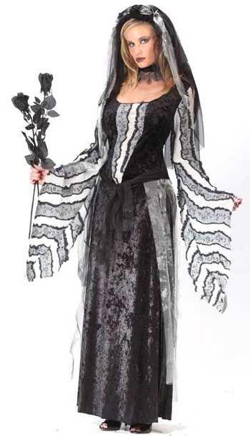 Black Rose Witch M/L