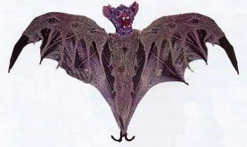 Riesen blutige Fledermaus 300cm