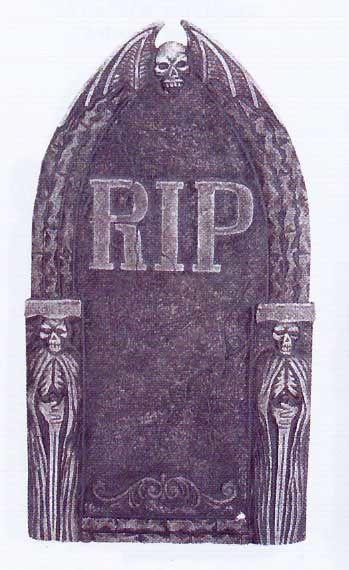 Tombstone Skeleton Guard