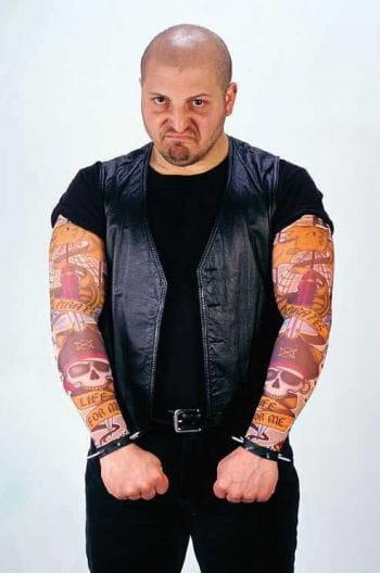 Tattoo Sleeves Pirate