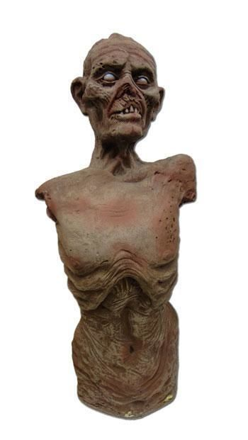 Zombie Mummy Torso