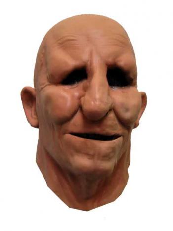 Bestatter Schaumlatex Maske