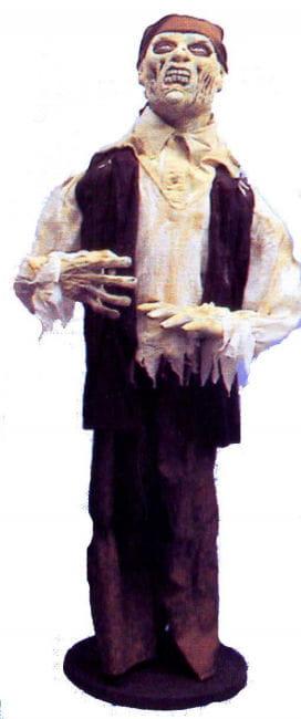 Zombie Pirat Animatronic ca.120cm