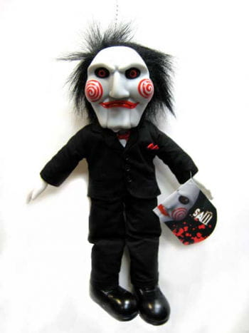 SAW Jigsaw plush doll 30cm