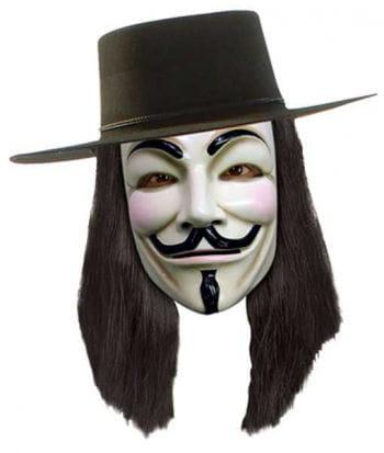 V for Vendetta Perücke