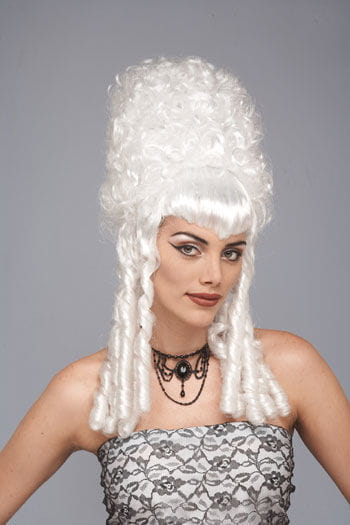 Mistress Wig Silver White