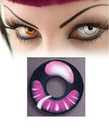 Contact lens Teardrop