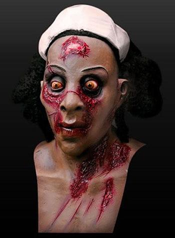 Zombie-Krankenschwestern Maske