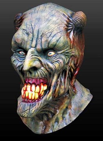 Grausamer Feuerteufel Maske