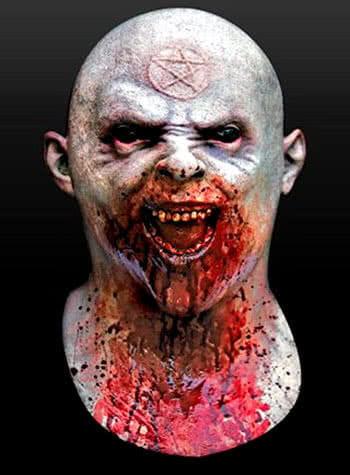 Satanic Golem Maske