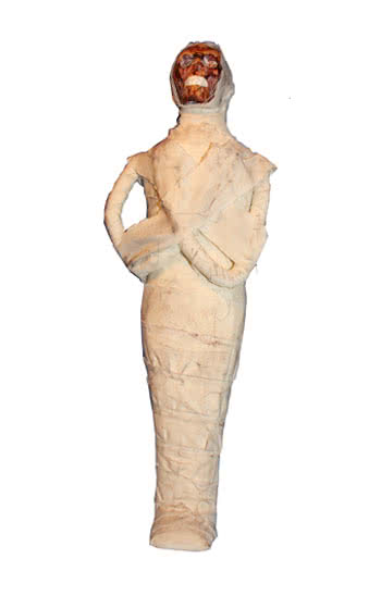 Mumie braun 30cm