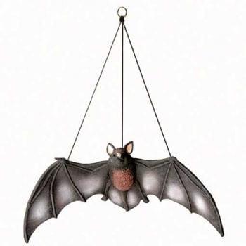 Fledermaus Schaumstoff gefüllt 43cm