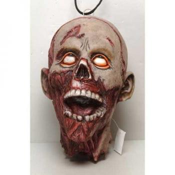 Muskelfaser Zombie Kopf