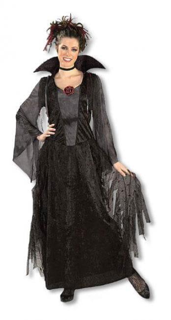 Mitternachts Vampira Kostüm SM