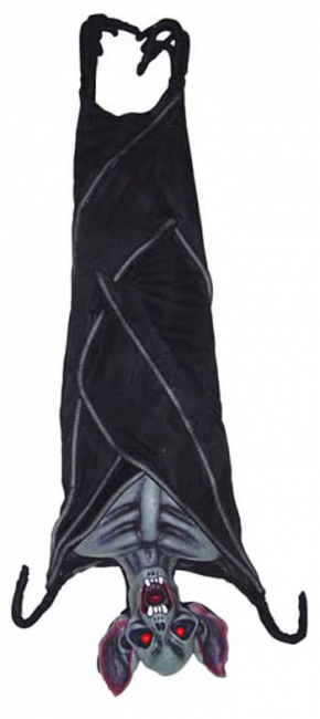 Demon Bat Latex Hanging Figure