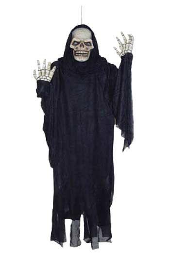 Schwarzer hängender Grim Reaper
