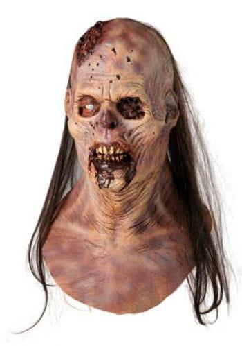 Maggot Grub Zombie Mask
