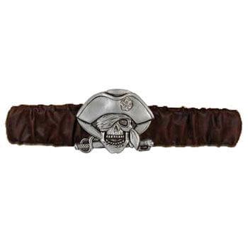 Pirate Belt Silver