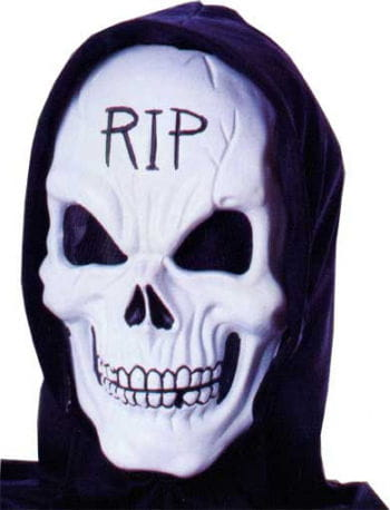 Scary Skeleton RIP Mask