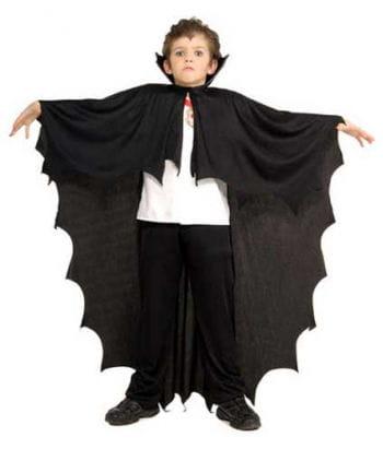 Dracula Kinderumhang Schwarz